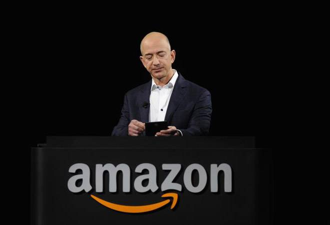 Jeff Bezos says Amazon will invest $1 billion to digitise small, medium businesses in India