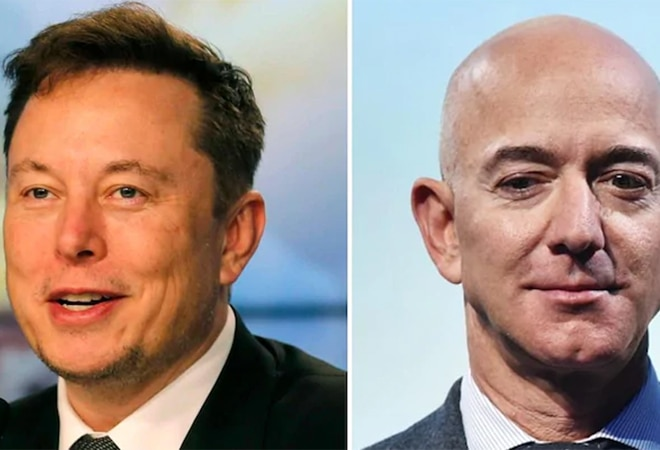 'Give my regards to your puppet master': Elon Musk's veiled dig at Jeff Bezos over Washington Post piece