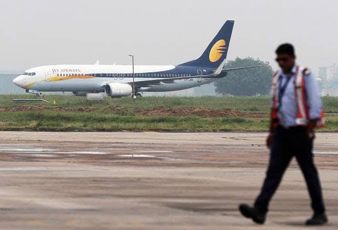 Cash-strapped Jet Airways share hits lower circuit for 4th straight day on SFIO probe report