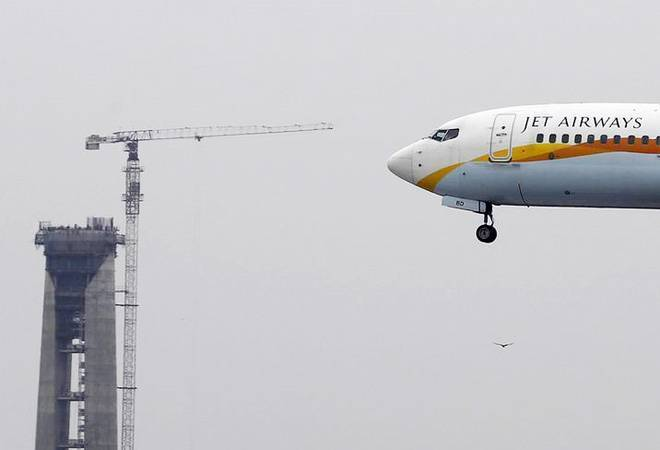 Jet Airways rises over 4% amid reports founder Naresh Goyal, wife Anita Goyal expected to exit board
