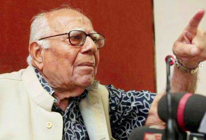 Ram Jethmalani passes away: Leaders across political spectrum pay tributes to eminent lawyer and former minister