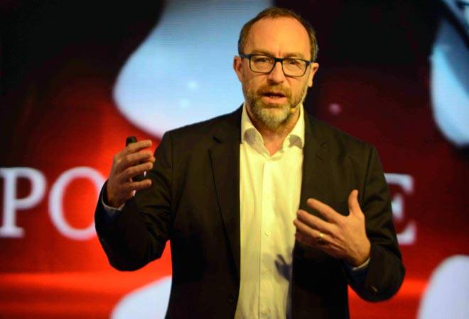 I hate the word 'crowdsourcing': Jimmy Wales, Founder, Wikipedia