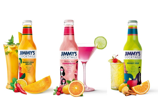 Shaken or stirred: Cocktail mixer start-up, Jimmy's Cocktails, eyes Rs 100 crore turnover