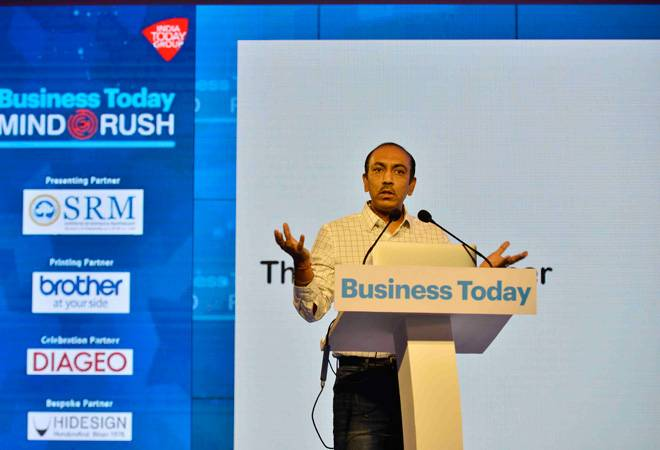BT MindRush: Smartphones have become embedded in human anatomy, says Shyam Mardikar
