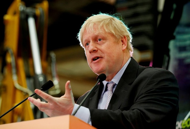 Boris Johnson to visit India in April, his first major foreign trip after Brexit