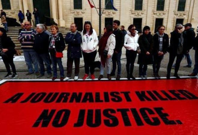 42 media personnel killed on duty in 2020, 235 journos in prison: IFJ