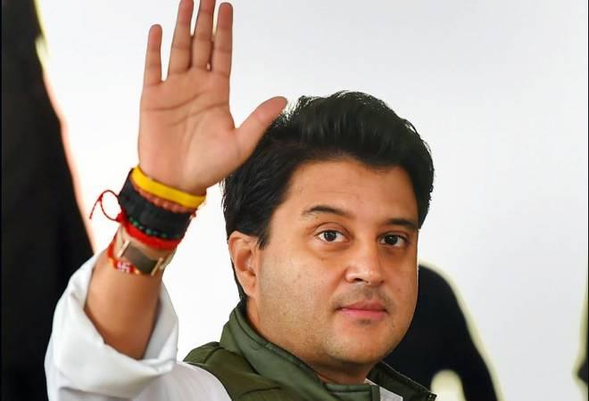 Madhya Pradesh: Jyotiraditya Scindia formally joins BJP