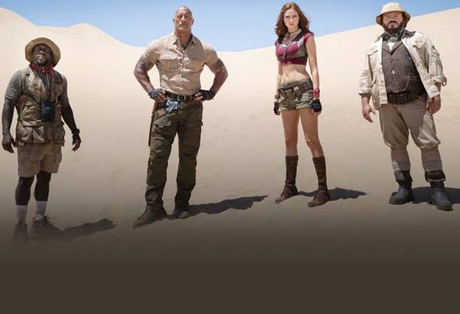 Jumanji The Next Level Box Office Collection Day 4: Dwayne Johnson's film surpasses Mardaani 2; earns Rs 26 crore