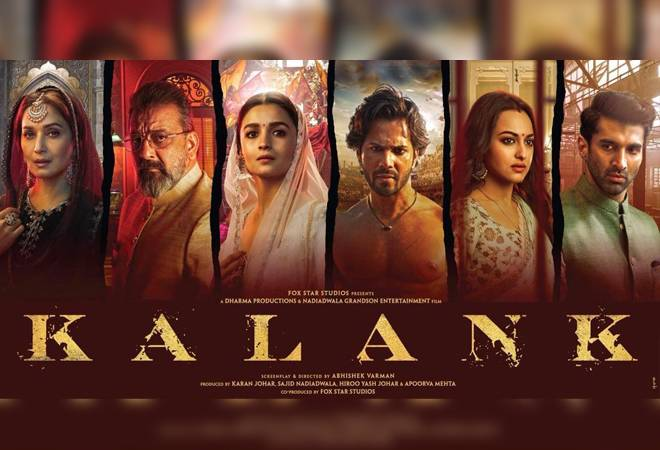 Kalank Box Office Collection Day 1: Varun -Alia's film becomes 2019 highest opener, collects Rs 21.60 crores