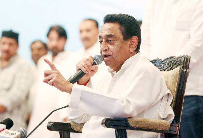 Madhya Pradesh political crisis: CM Kamal Nath submits resignation to Governor Lalji Tandon