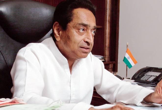 Madhya Pradesh Political crisis: CM Kamal Nath meets governor Lalji Tandon
