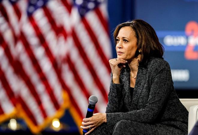 Kamala Harris calls Trump administration's handling of COVID-19 'greatest failure'