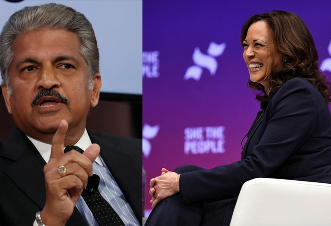 US election 2020: As Kamala Harris makes India proud, Anand Mahindra wants America to say her name right