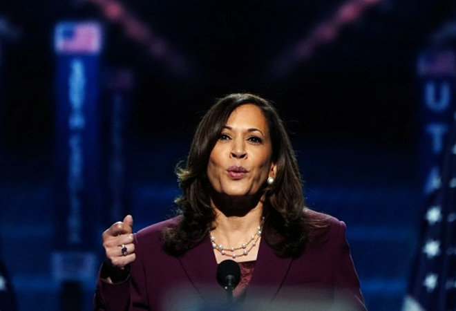 Kamala Harris' ode to her mother, mention of 'chithis' fill Indians with pride