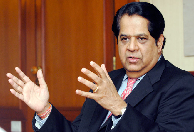 KV Kamath, Chief of the New Development Bank