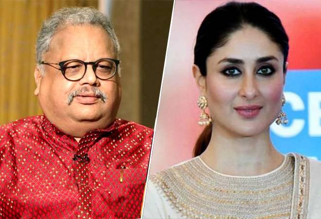 'Invest your money in stock market', Rakesh Jhunjunwala tells Kareena Kapoor