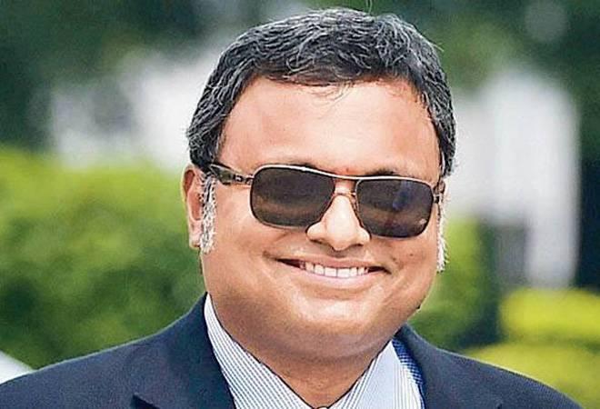Karti Chidambaram sent to 5-day CBI custody, says he will be 'vindicated' soon