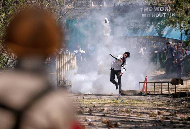 Kashmir unrest: 300 WhatsApp groups used to mobilise stone-pelters in Valley