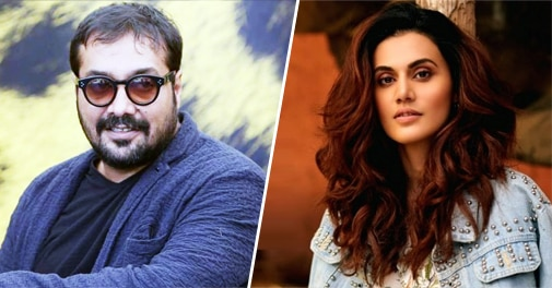 Anurag Kashyap, Taapsee Pannu among film personalities raided