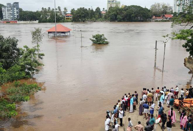 Flood-ravaged businesses in Kerala stare at Rs 40,000 crore losses