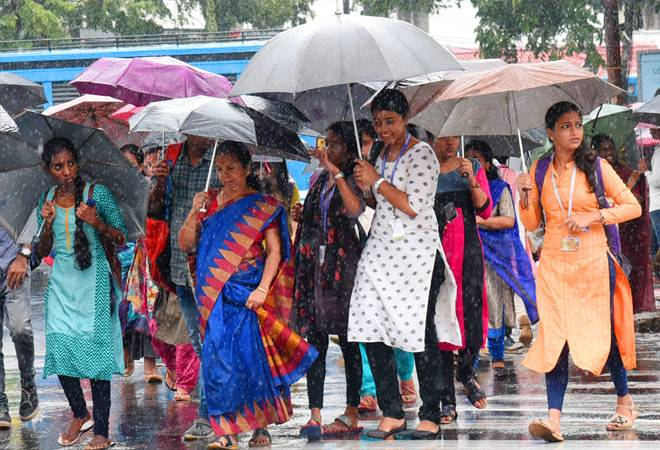 Heavy rains to lash Kerala this week, red alert in five districts over flood-like situation