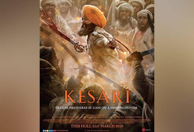 Akshay Kumar's Kesari movie: Check out trailer, box office prediction, songs, cast