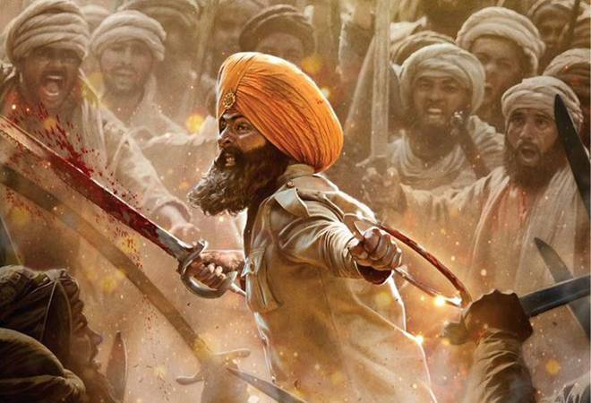 Kesari Box Office Collection Day 7: Akshay Kumar's film makes it to Rs 100 crore