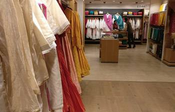 Apparel sales recover 70% in festive season; outlook for FY21 still grim