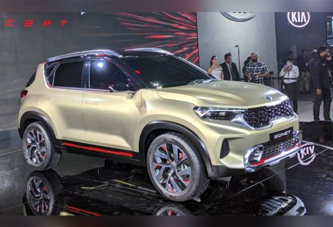 Kia Sonet to make digital debut on August 7; here's what we know