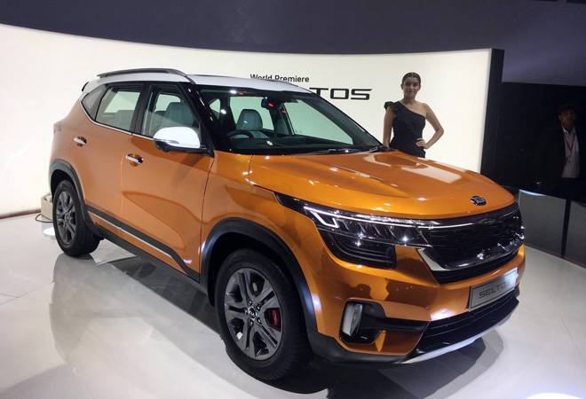 Kia Seltos unveiled in India; check out price, engine, features