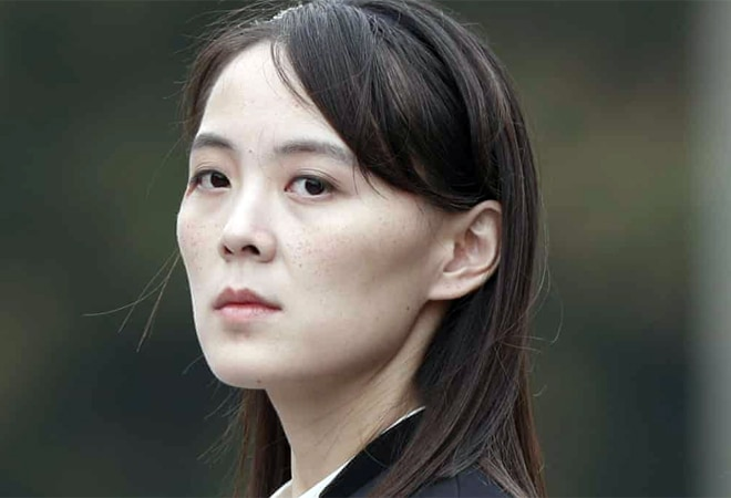 Kim Jong Un's sister asks US to cease war games if it wants to 'sleep in peace'