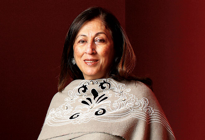 Kiran Nadar, founder, Kiran Nadar Museum of Art