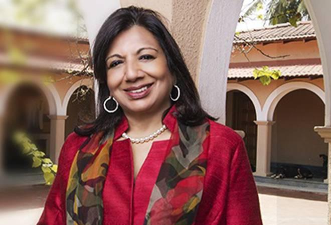 Biocon's founder Kiran Mazumdar-Shaw named 'Entrepreneur Of The Year'