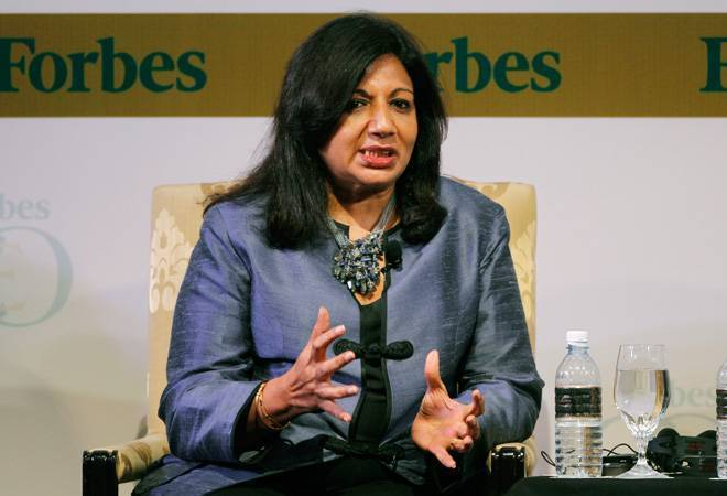 'Coronavirus blood bank': Kiran Mazumdar Shaw points to how recovered patients can help