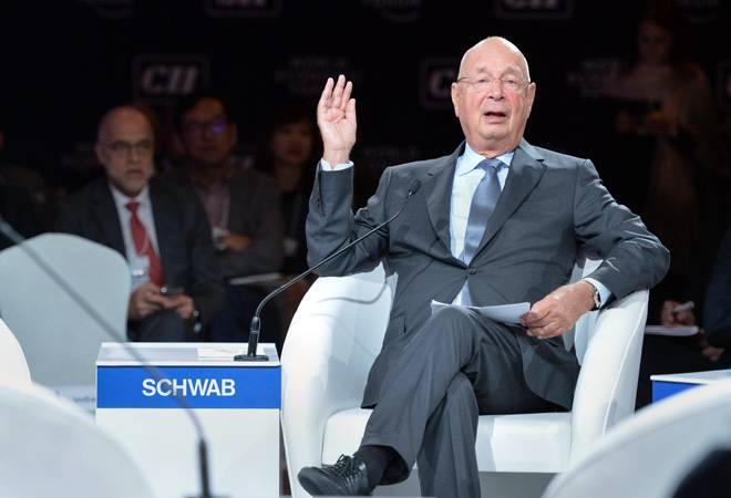People losing trust in future; rising pessimism leads to less consumption, and less investments: Klaus Schwab