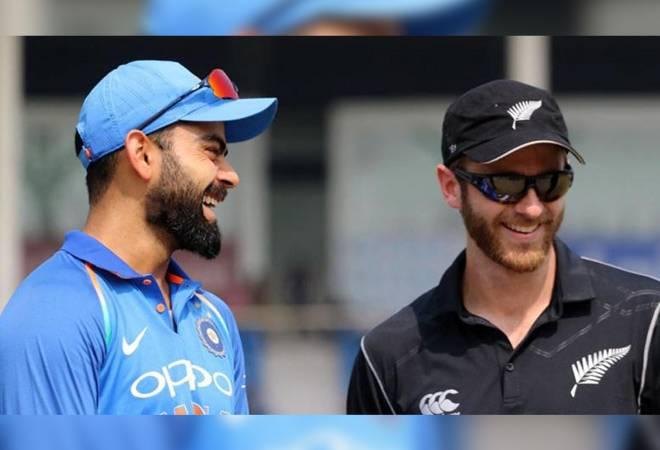 Deja vu: Virat Kohli to face Kane Williamson in the World Cup's semi-finals again