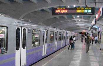 India's first underwater metro expected to be complete by March 2022