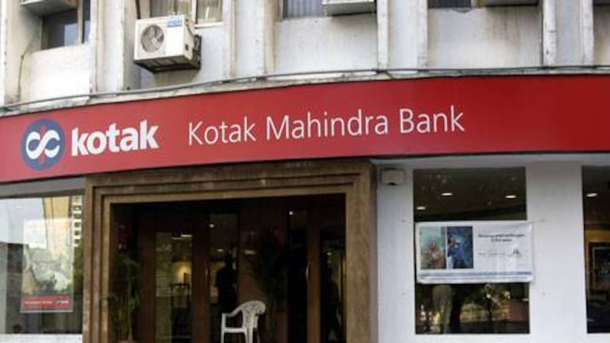 Kotak Mahindra Bank share price hits ...