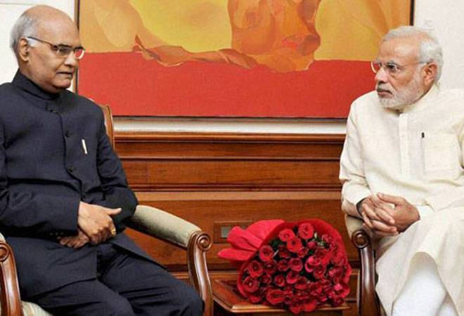 Ram Nath Kovind elected 14th President of India; to take oath on July 25