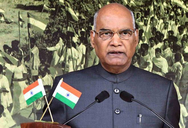 'Entire nation is indebted to frontline corona warriors': President Kovind on Independence Day eve