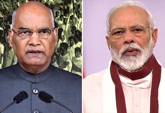 Srisailam fire incident: PM Modi, President Kovind express condolences to victims' kin