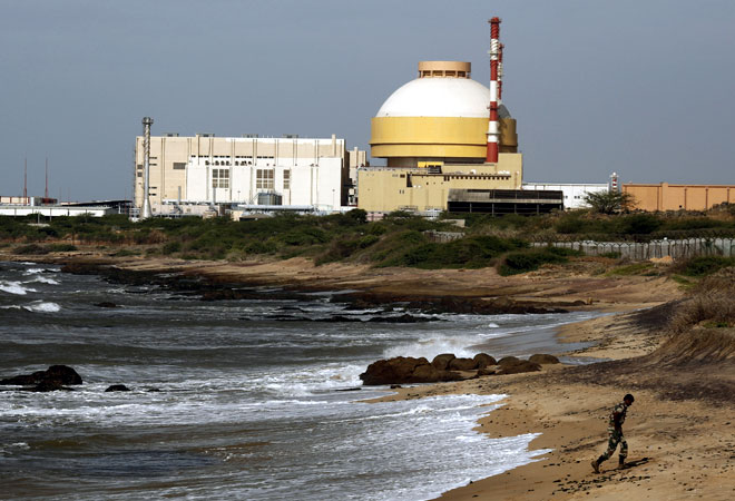 Kudankulam plant likley to resume power generation in Dec