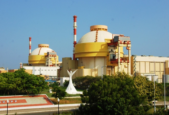 Govt sanctioned 12 nuclear reactors of 9,000 MW capacity since 2016