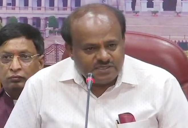 CM Kumaraswamy releases audio clips, claiming BJP trying to topple Karnataka govt
