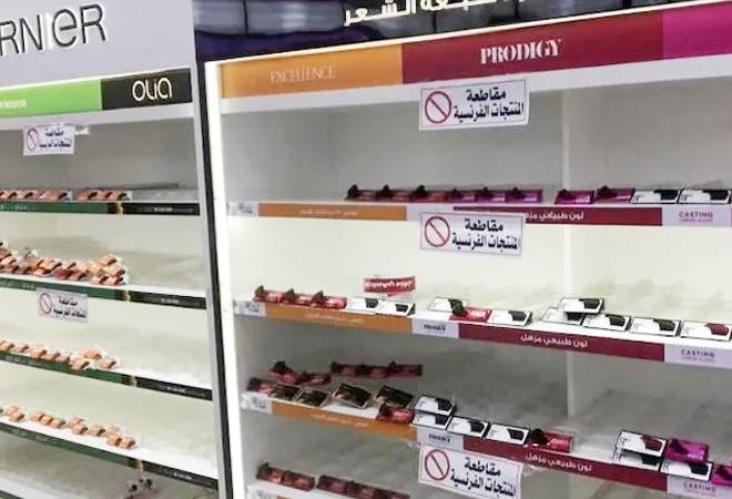 Hashtag 'Boycott French Products' trends in Muslim countries; here's why
