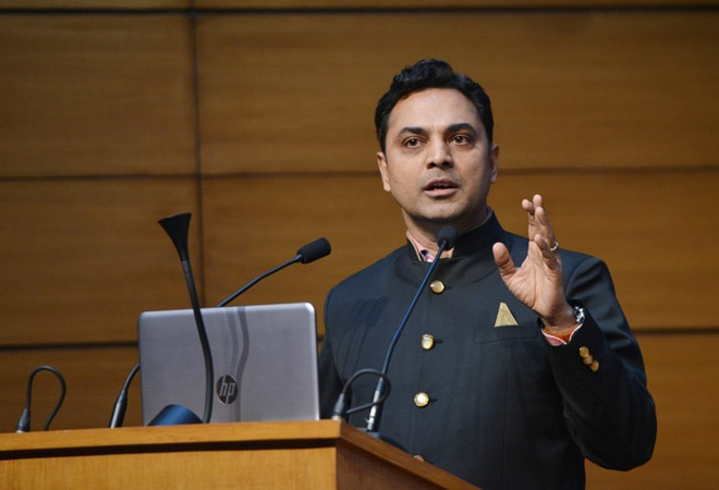 Drop in Q1 GDP on expected lines; India on a V-shape recovery path: CEA K Subramanian