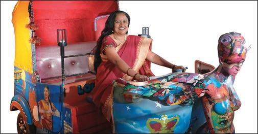 Lakshmi Pratury, Founder, The INK Conference