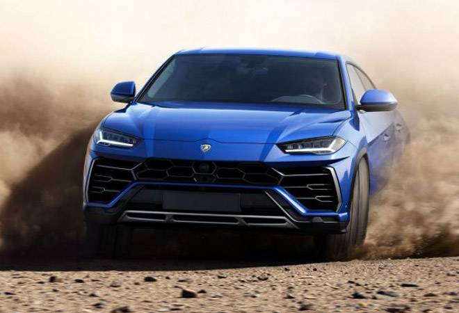 Lamborghini Suv Price >> Lamborghini Urus Fastest Suv In The World Is Here In India