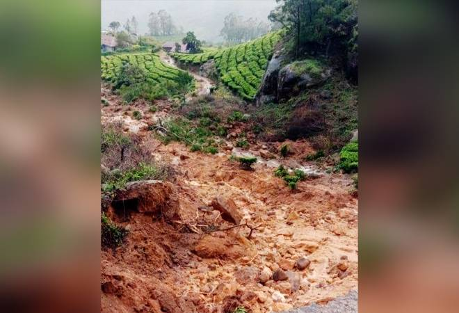 Over 75 tea workers of Tata Global Beverages associate firm missing in landslide at Munnar