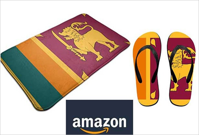 China made 'doormats' with Sri Lankan flag being sold on Amazon; kicks up political storm